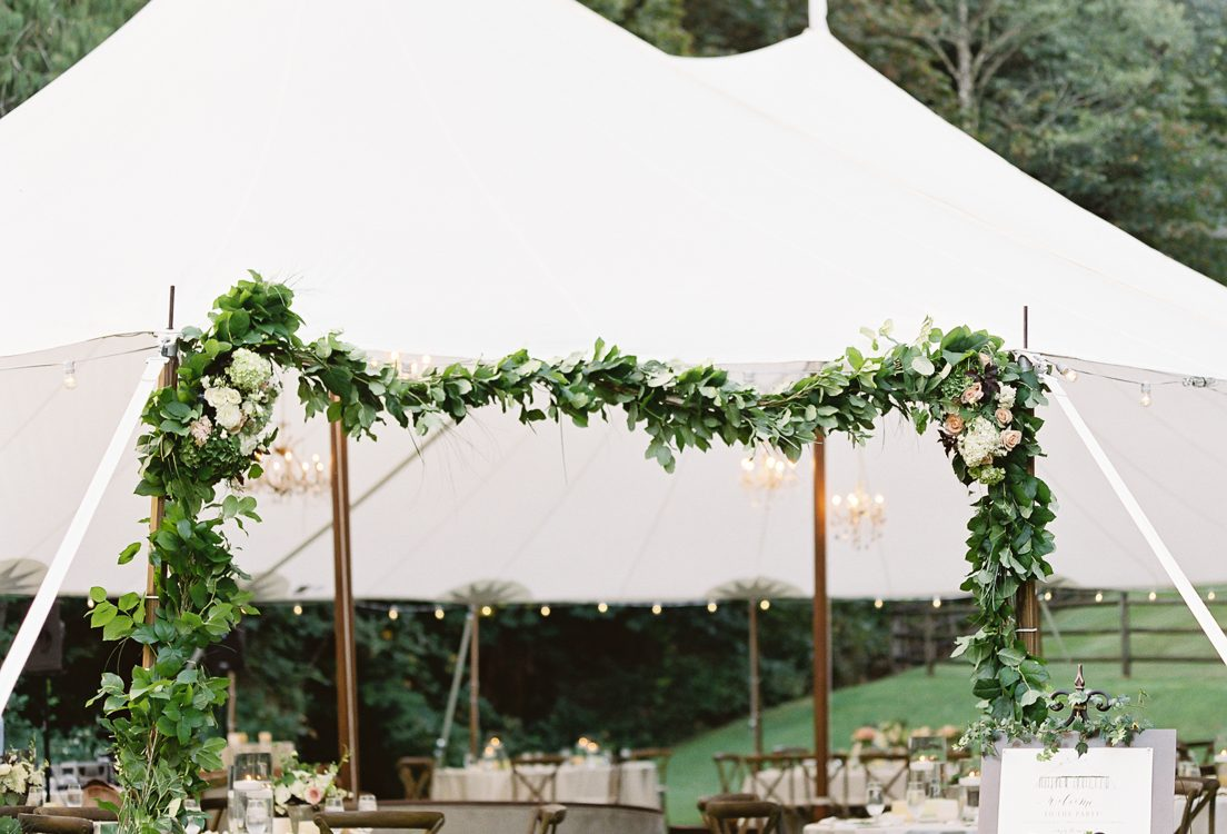 Ethereal Estate Wedding in the Woods