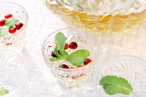 holiday entertaining :: merry punch