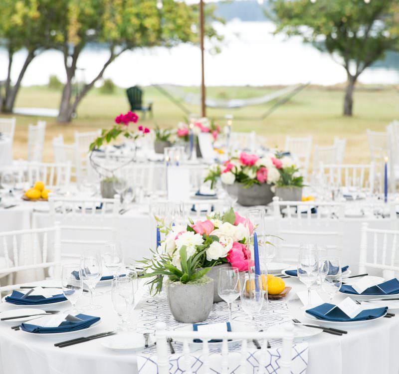 A Vibrant Bohemian Island Wedding