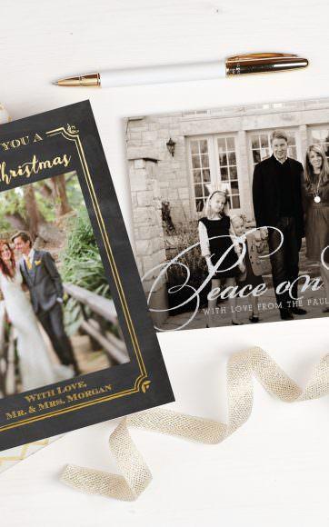 v & co living :: holiday cards