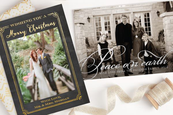 v & co living :: holiday cards