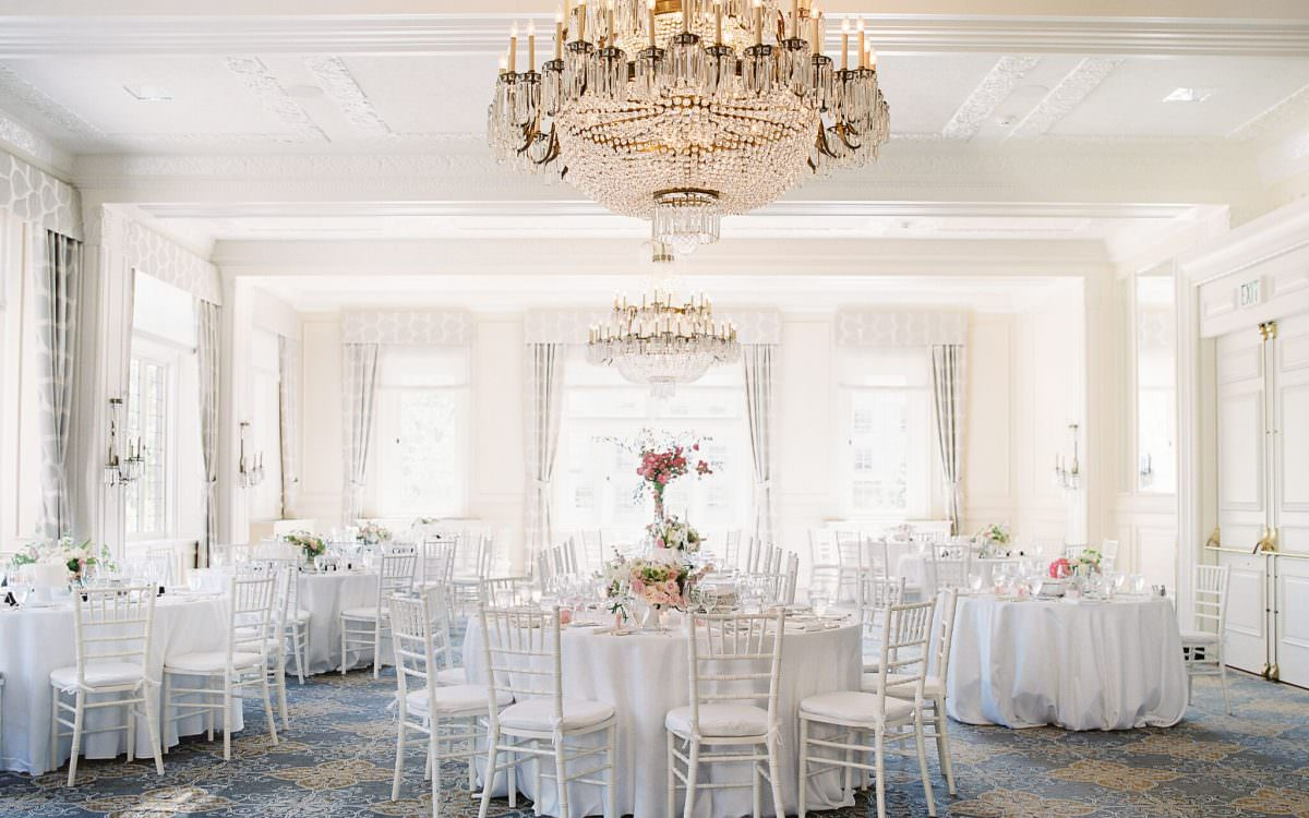 Timeless Ballroom Wedding