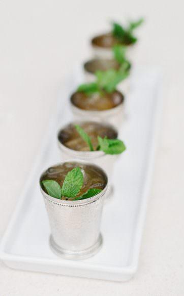 happy hour :: classic mint julep