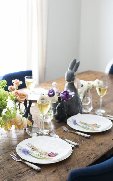 entertaining :: first time hosting easter