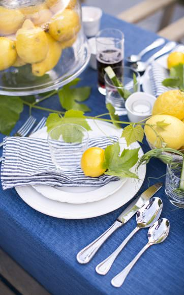 valley & co. designs :: throwing a summer cocktail tasting party