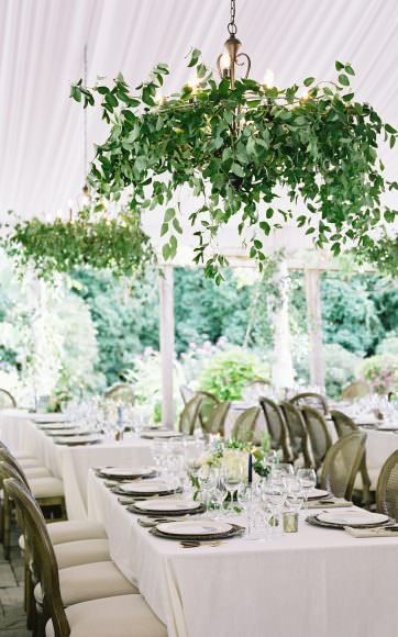 valley & co. wedding :: summery green and blue chateau wedding