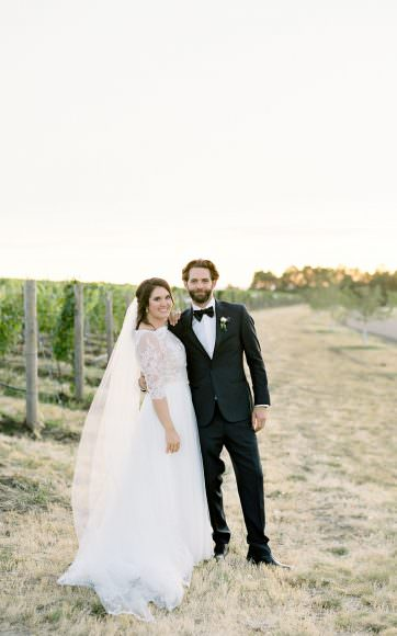 valley & co. tips :: planning golden hour wedding photos