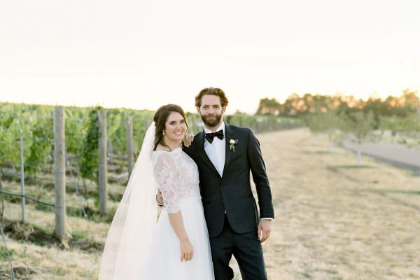 valley & co. tips :: planning golden hour wedding photos