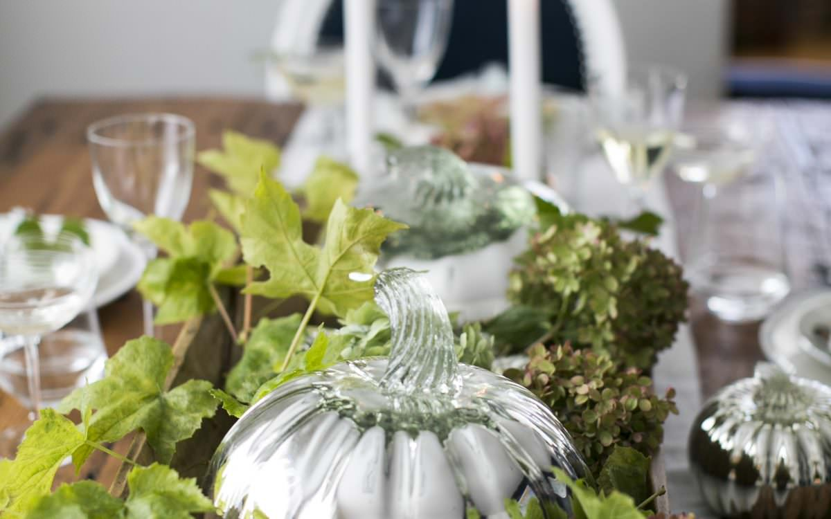 valley & co. tips :: fall entertaining 3 ways