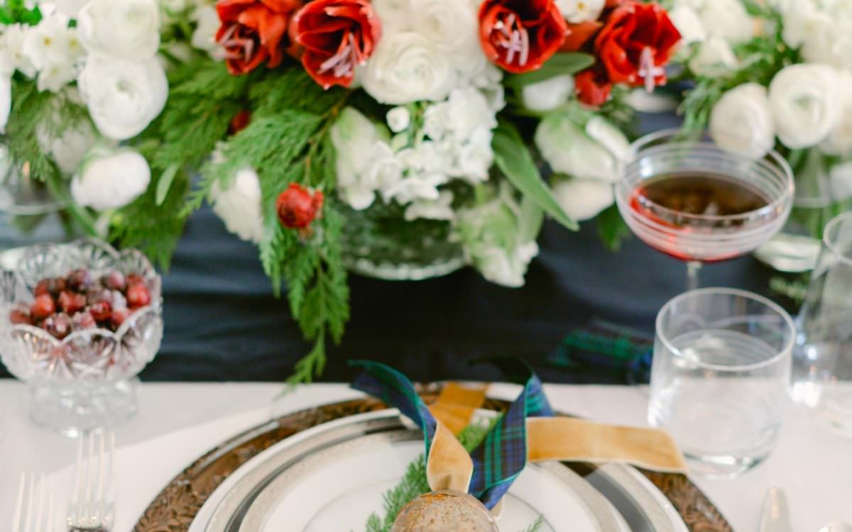 valley & co. at home :: easy holiday enteraining ideas
