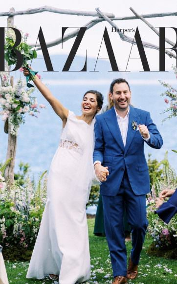 valley & co. press :: harper's bazaar top wedding planners in the world